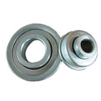 Ball bearings with band