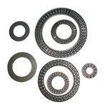 Axial needle roller bearing  and washer