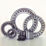 Spherical bearings on adapter  sleeves