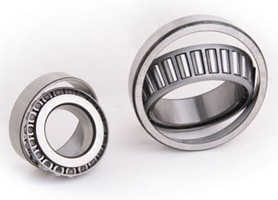 Inch series single row tapered roller bearings