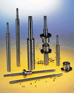 steel rolled finish ball screws