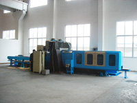 Guide rail grinding machine