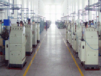 Precision Grinding Machine workshop